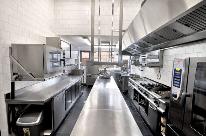 Commercial Kitchens For Your Home Kitchen
